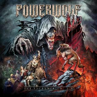 <i>The Sacrament of Sin</i> 2018 studio album by Powerwolf