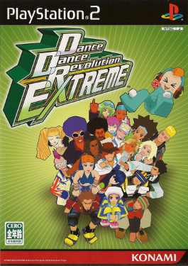 Picture of a game: Dance Dance Revolution Extreme
