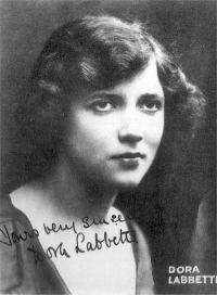 Dora Labbette British opera singer