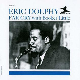 <i>Far Cry</i> (album) 1962 studio album by Eric Dolphy