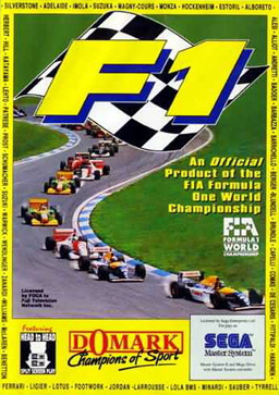 F1 Video Game Wikipedia