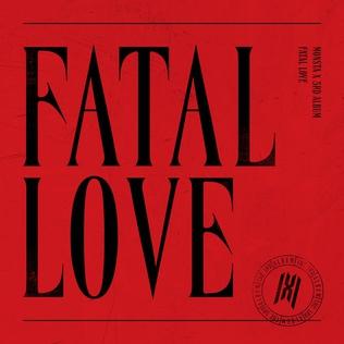 <i>Fatal Love</i> (album) 2020 studio album by Monsta X