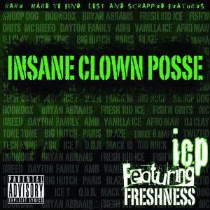 <i>Featuring Freshness</i> 2011 compilation album by Insane Clown Posse