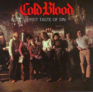 <i>First Taste of Sin</i> 1972 studio album by Cold Blood