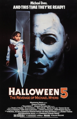 Picture of a movie: Halloween 5