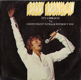 Its a Miracle (Barry Manilow song) 1975 single by Barry Manilow