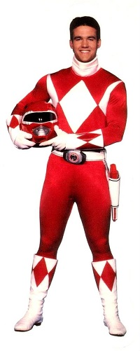Jason Lee Scott / Power Ranger Vermelho de Power Rangers
