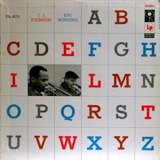 <i>Jay and Kai</i> 1957 studio album by J. J. Johnson and Kai Winding