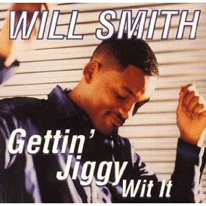 Will Smith — Gettin' Jiggy wit It (studio acapella)