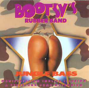 <i>Jungle Bass</i> 1990 studio album by Bootsys Rubber Band