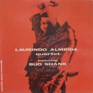 <i>Laurindo Almeida Quartet Featuring Bud Shank</i> 1955 studio album by Laurindo Almeida Quartet Featuring Bud Shank
