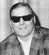 Leroy McGuirk American amateur and professional wrestler, and professional wrestling promoter
