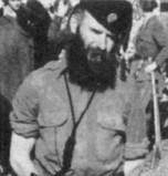Vojislav Lukačević Serbian Chetnik leader