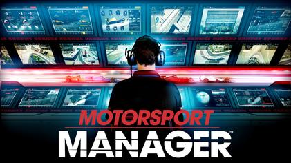 Picture of a game: Motorsport Manager