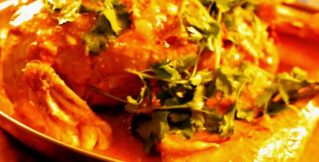 Murgh musallam wikipedia for Awadhi cuisine history