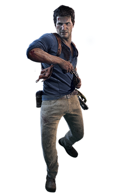 Nathan Drake Uncharted Wikipedia