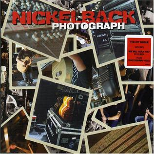 Nickelgraph Nickelback – Photograph – Mp3