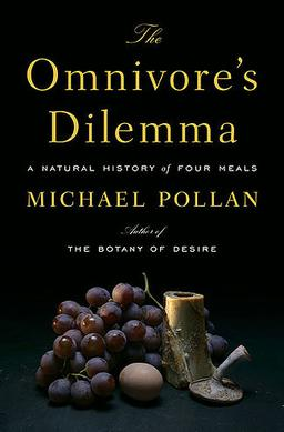 Picture of a book: The Omnivore's Dilemma