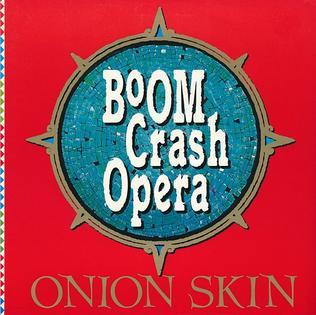 Onion Skin (song) 1989 single by Boom Crash Opera