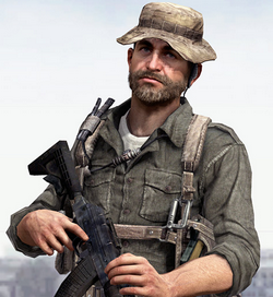 John price in modern warfare 3