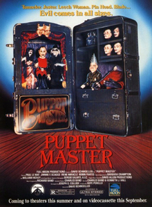 Picture of a movie: Puppetmaster