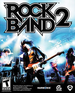 Rock Band 2 is great for get-togethers.
