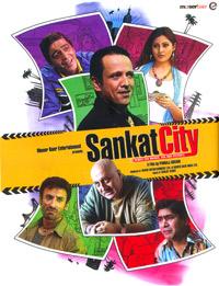 Sankat City (2009) SL DM - Kay Kay Menon, Anupam Kher, Rimi Sen, Chunky Pandey, Dilip Prabhawalkar