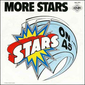More Stars single by Stars on 45