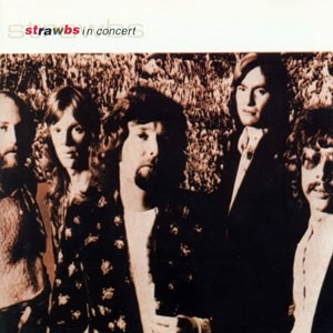 <i>Strawbs in Concert</i> 1995 live album by Strawbs