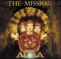 "U.S. cover stating ""The Mission UK"" as the name of the band"