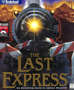 The Last Express Coverart The Last Express GOG