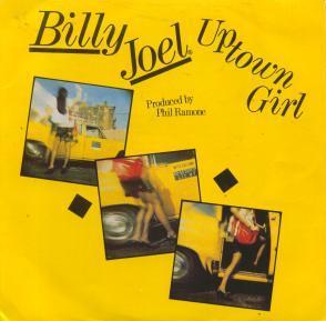 Uptown Girl 1983 single by Billy Joel