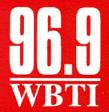 WBTI FM Logo