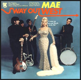 Way Out West Mae West Album Wikipedia