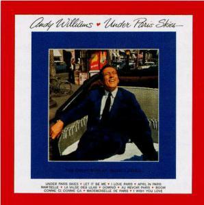 <i>Under Paris Skies</i> 1960 studio album by Andy Williams