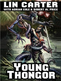 <i>Young Thongor</i> book by Lin Carter