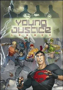 Picture of a game: Young Justice: Legacy