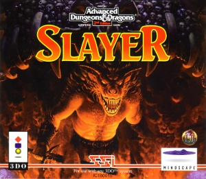 <i>Advanced Dungeons & Dragons: Slayer</i> 1994 video game