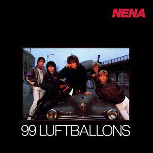 99 LUFTBALLONS Lyrics- Nena - YouTube