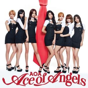 <i>Ace of Angels</i> (album) 2015 studio album by AOA