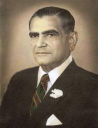 Akhter Husain Pakistani politician