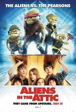 I Pace Release Date >> Aliens in the Attic - Wikipedia