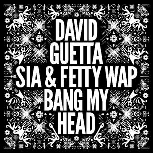 Bang My Head song by David Guetta
