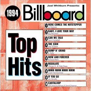 Billboard top hits 1994 wikipedia for House music 1990 charts