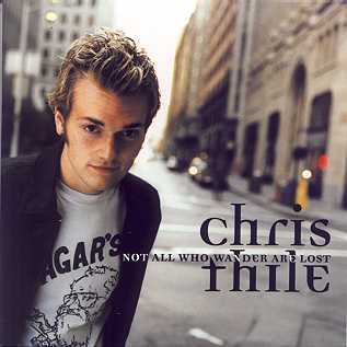 <i>Not All Who Wander Are Lost</i> (album) 2001 studio album by Chris Thile