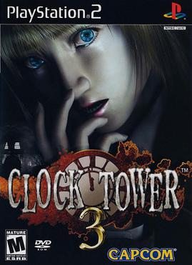 Picture of a game: Clock Tower 3