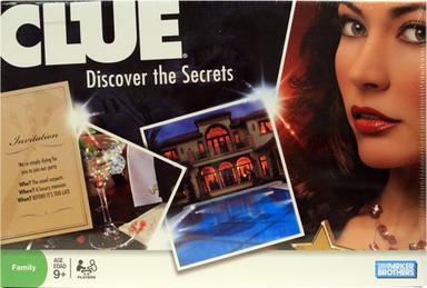 Cluedo Discover the Secrets  Wikipedia