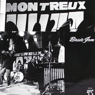 <i>Count Basie Jam Session at the Montreux Jazz Festival 1975</i> 1975 live album by Count Basie