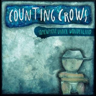<i>Somewhere Under Wonderland</i> 2014 studio album by Counting Crows