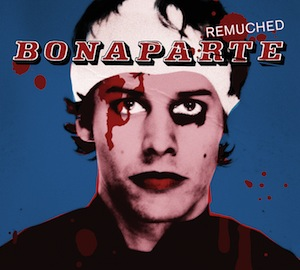 <i>Remuched</i> 2009 remix album and live album by Bonaparte